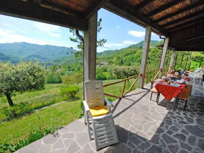 Photo for Vacation home Il Poggio in Verghereto - 6 persons, 3 bedrooms