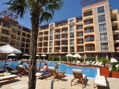 Holiday apartment Sunny Beach for 2 - 4 persons with 1 bedroom - Holiday apartment