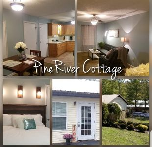 Photo for Cozy Contemporary Cottage 7mins to Downtown Cookeville