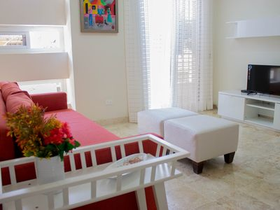 Photo for Modern Apartment In The Very Best Center Of The Colonial Zone Of Santo Domingo