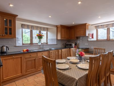 Photo for Rose Cottage - Farm Cottage with Aga & Contryside views