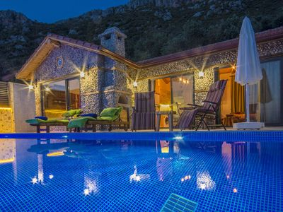 Photo for Brand New Honeymoon Villa with Totally Private Pool and Great Sea Views