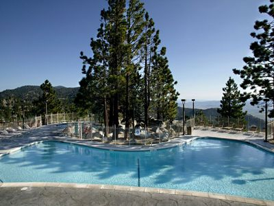 Photo for Great Location! Quiet + Spacious Condo with Pool, Hot Tub Access