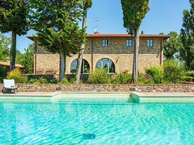 Photo for Villa degli Scoiattoli In Montaione, Tuscany