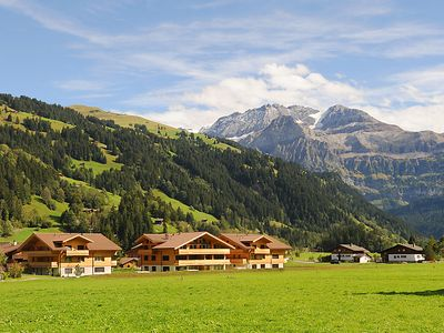 Photo for 2 bedroom Apartment, sleeps 4 in Lenk with WiFi