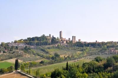 Photo for Holiday apartment San Gimignano for 2 - 4 persons with 1 bedroom - Farmhouse