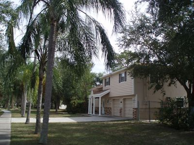"Photo for ""SUNSET HOME"", 0.6 MILES FROM HOWARD PARK AND BEACH - TARPON SPRINGS, FLORIDA"