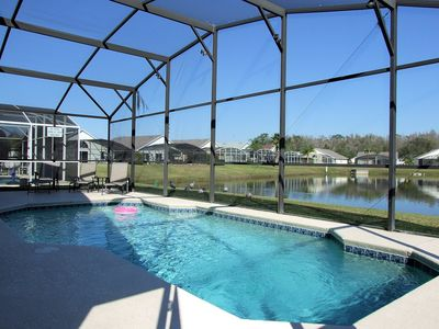 Photo for Eagle Pointe Lakeside Pool Villa
