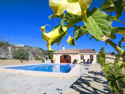 Photo for Serrallonga Holiday Home, Sleeps 6 with Pool and Free WiFi