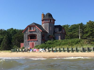Photo for (NEW LISTING!!)  The Beach Castle of Wellfleet