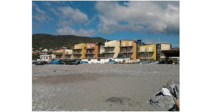 Photo for Two-room apartment in a beachfront property