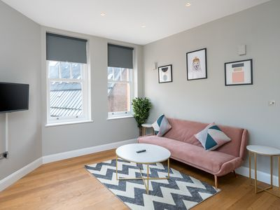Photo for New for 2019 ,Central London Marylebone stylish 1 bed apartment