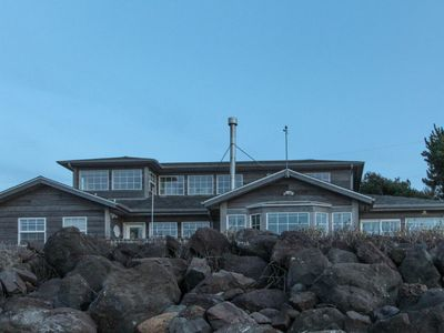 Photo for Pet Friendly, waterfront family home with beach access!