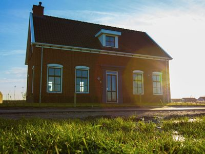 Photo for Luxury cottage in traditional Zeeland style with sauna and sun shower