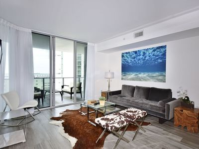 Photo for The Violeta-Luxury Cityview 2 Bedrooms + 2 Bathrooms