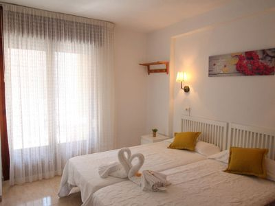 Photo for Apartment in Benidorm with Parking, Internet, Washing machine, Terrace (332987)