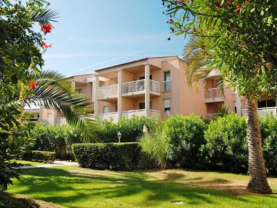 Photo for One bedroom Apartment, sleeps 4 in Golfe-Juan with WiFi