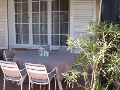 Photo for Holiday house, semi-detached, Port Grimaud, wi-fi, beach 500m, parking