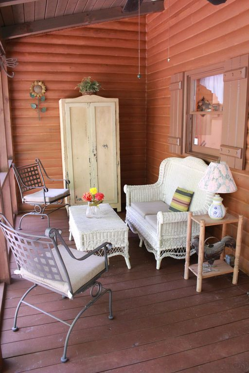 Superb Property Image#5 Beautifully Furnished Cabin In Pine Mountain Near Callaway  Gardens And F.D.R.
