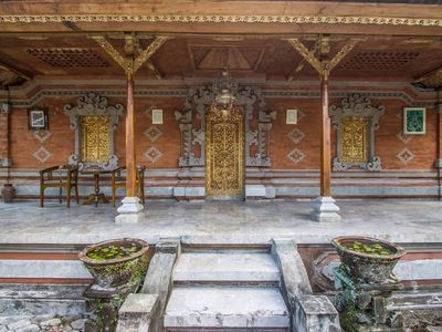 Photo for Balinese homestay with 2 Bed Private Room