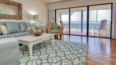 Photo for Indian Shores Treasure Teeming with Beachfront Bliss and Coastal Charm!