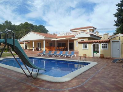 Photo for Spectacular Villa with a wonderful Private Garden