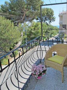 Photo for Vacation home Casa Rosa  in Bussana (IM), Liguria: Riviera Ponente - 4 persons, 2 bedrooms