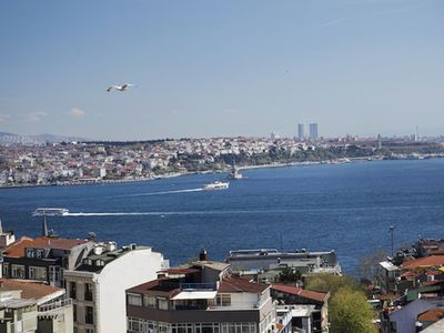 Photo for Amazing Bosphorus View Istanbul Taksim Galatasaray