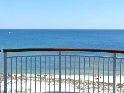 Photo for Beautiful beach front condo!!!