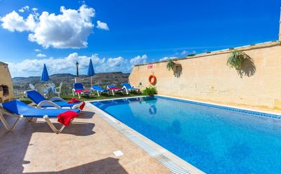 Photo for Ta Danjela villa with private pool and close to the sea and historical places