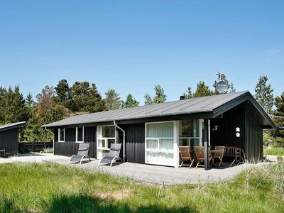 Photo for Stunning Holiday Home in Strandby Denmark with Terrace
