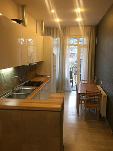 Photo for Eco Flat ( beautiful apartment with balcony)