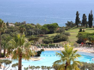 Photo for 2BR Apartment Vacation Rental in Saint Raphael, Var