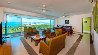 Photo for Oceanfront Hotel Luxury with Condo Comfort  and Amazing Views, 4 BR, 4 Bath