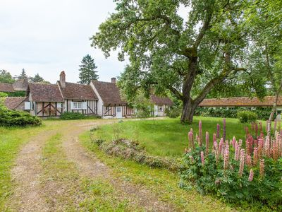 Photo for An authentic Sologne farmhouse