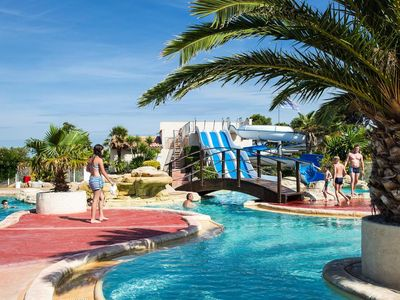 Photo for Mobile Homes Domaine Les Mûriers, Vendres-Plage  in Hérault - 6 persons, 3 bedrooms