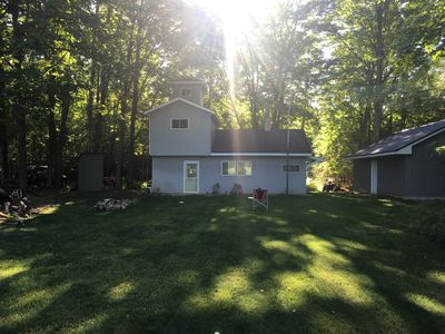 Photo for Quiet Northwoods Camp Near ATV trails and 1,000's of Acres of State Hunting Land