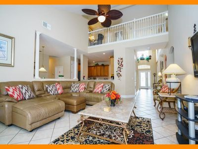 Photo for Formosa Gardens 5 - villa with pool, game room & theater room near Disney