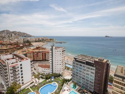 Photo for APARTMENT IKERNE 2nd LINE OF PONIENTE