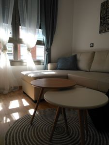 Photo for Brand new apartment. Poniente beach, downtown.