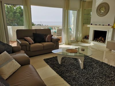 Photo for Spacious 3 Bedroom Apartment With Beautiful Sea Views