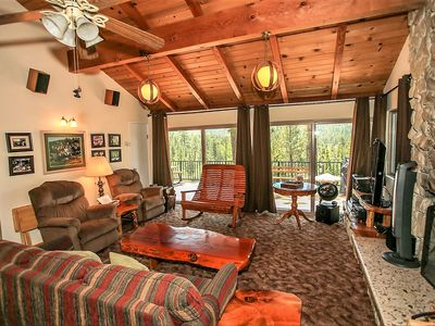 Photo for ~Scenic Retreat~Relaxing Mountain Chalet~Close To Town~