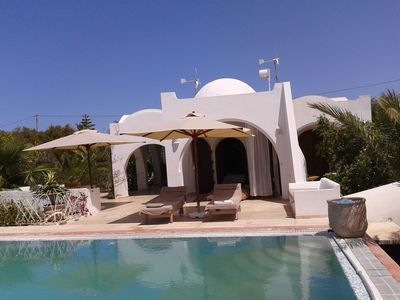 Photo for Charming Oriental Villa overlooking our private olive grove without vis-à-vis