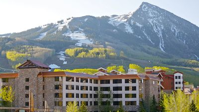Photo for View 2 Bdrm Corner Condo Grand Lodge- Pool at the Base! Mt CB View!