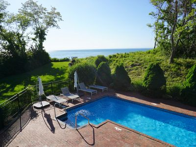 Photo for Modern Private Beach Soundfront with Pool