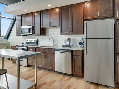 Photo for Airy 1BR w/Great Views, Close to Bengals and Reds