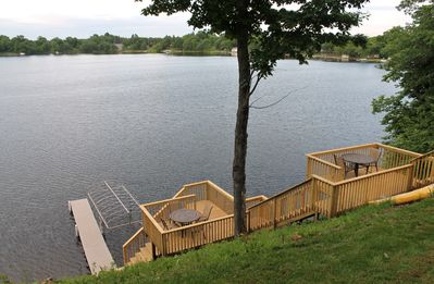 Photo for Beautiful Lake Home On Lake Cowdry