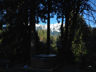 Photo for Mount Baker Cabin in the Woods