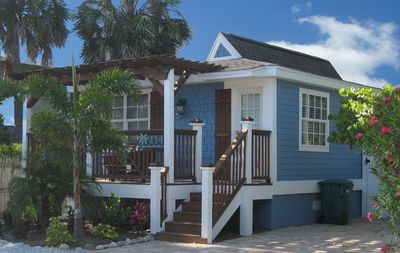 Photo for Best Little Beach House on Anna Maria Island...With a pool