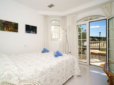 Photo for Vacation home Los Fuentes in Moraira - 4 persons, 2 bedrooms
